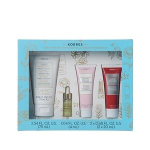 Korres Greek Wonders Skin Kit